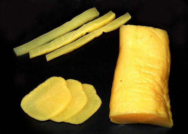 TakuanJapanese Pickled Daikon Basic Recipe SHIZUOKA