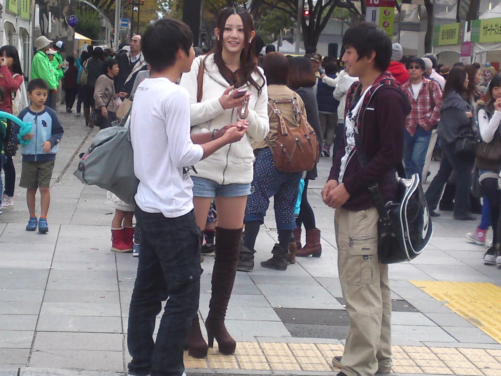 Japanese Ladies Fashion In Shizuoka 48 I Might Be Still