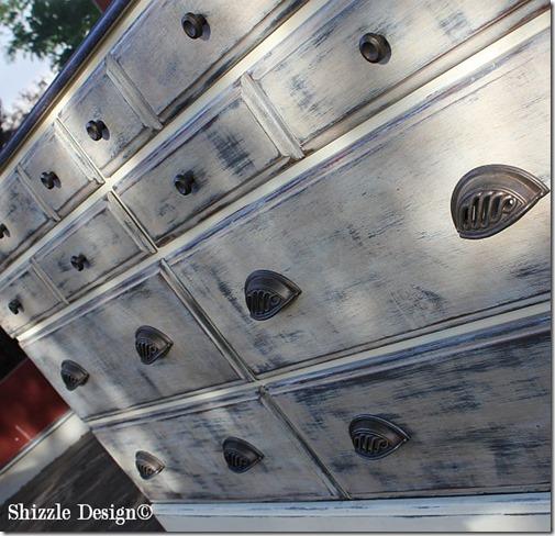 Shizzle Design #CeCeCaldwells Vintage White Young Kansas Wheat Vermont Slate Beckley Coal Virginia Chestnut furniture colors ideas