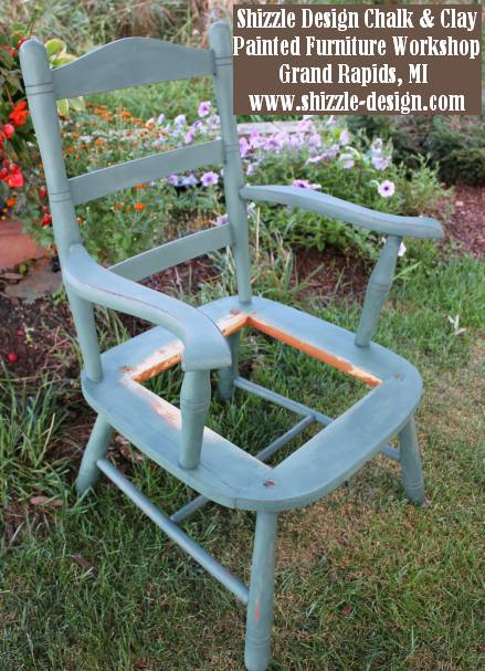 September 14 Shizzle Style Furniture Paint workshops Grand Rapids michigan how to diy  chalk clay paint CeCe caldwell's Michigan Pine 17