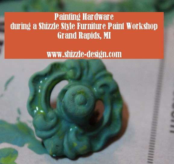 October Workshops #shizzledesign Furniture Paint Workshops Chalk Clay Best  Grand Rapids MI How To Table