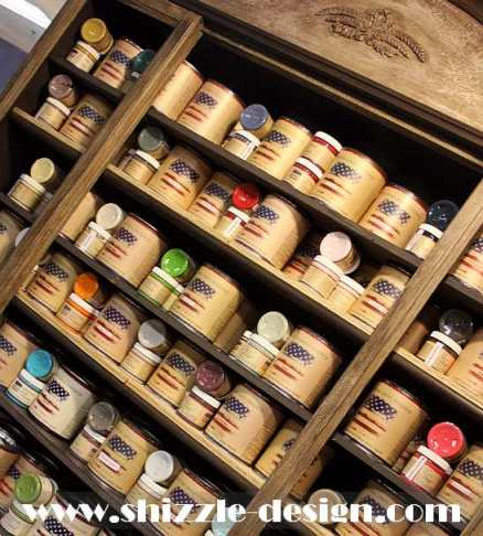 American Paint Company Shizzle Design paint display retailer colors Michigan 2018 Chicago Drive Jenison MI  49428 where to buy
