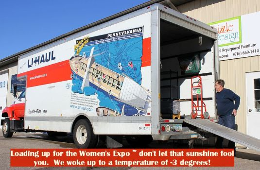 u-haul truck 1