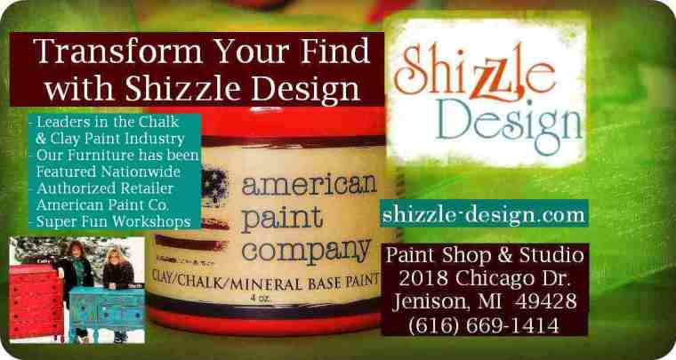 003 BUS Cards - Shizzle Design West Michigan's Women's Expo DeVos Grand Rapid's Michigan Painted Furniture Pinterest Ideas colors 1