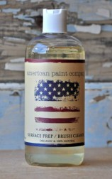 American Paint Company Brush cleaner and furniture prep cleaner buy find it Shizzle Design