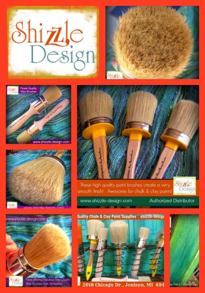 Vintiquities Finest Brushes