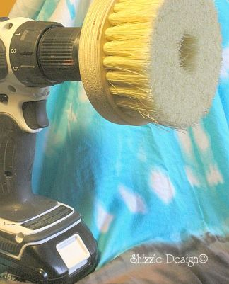 wax buffing brush drill attachment shizzle design cece caldwell's chalk clay paint furniture tools