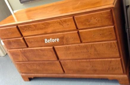 before dresser