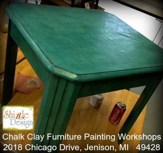 best chalk clay paint classes Grand Rapids Jenison Michigan DIY how ideas color inspiration painted furniture workshops 34 beach glass