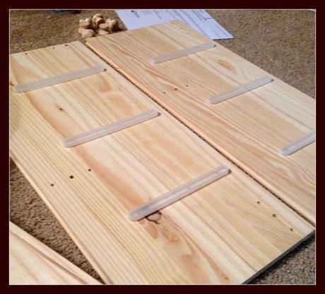 Ikea hack rast dresser pine shizzle design