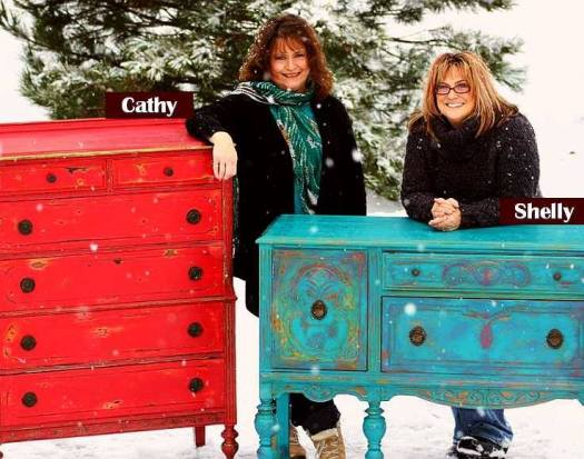 Shizzle Design West Michigan Expo Featured Speaker Painted Furniture chalk clay paint retailer supplies workshops 5