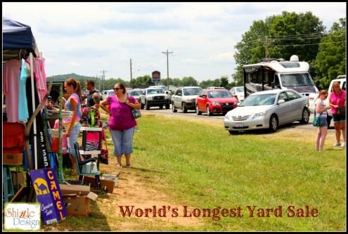 127 yard sale flea market kentucky tennessee shizzle design