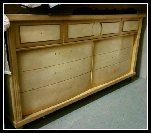 Mid Century Modern long dresser