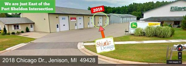 Shizzle Design Paint Studio Shop chalk clay paints supplies workshops painted furniture 2018 chicago drive Jenison MI 49428