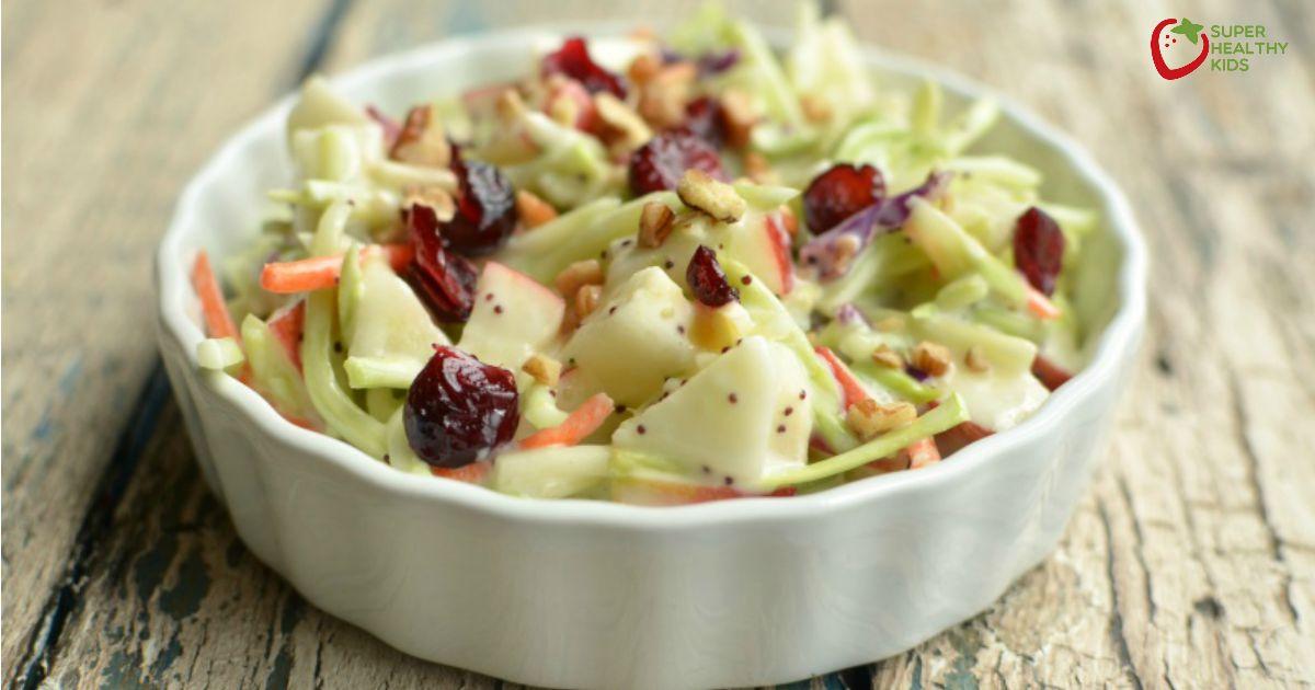 Kids Favorite Broccoli Apple Salad Healthy Ideas For Kids