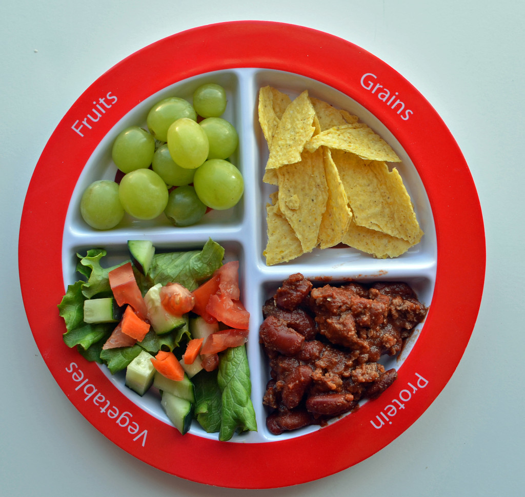 Guide To Toddler Portion Sizes