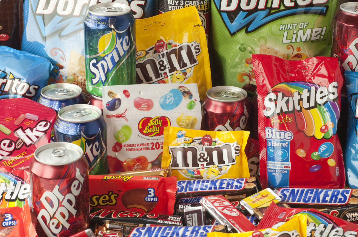 5 Ways To Protect Your Kids From Junk Food