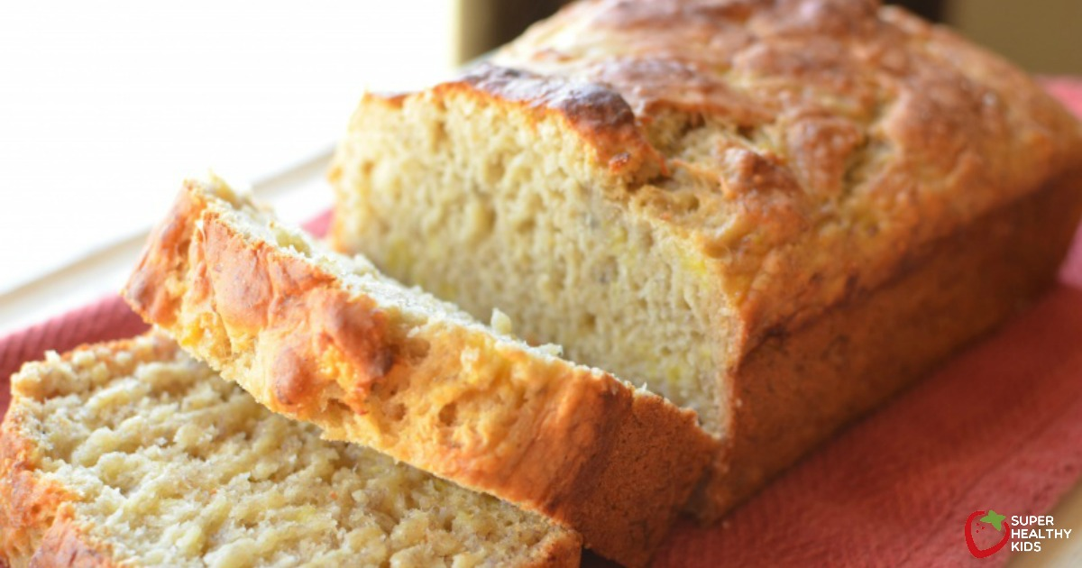 Banana Bread Makeover Recipe Healthy Ideas For Kids
