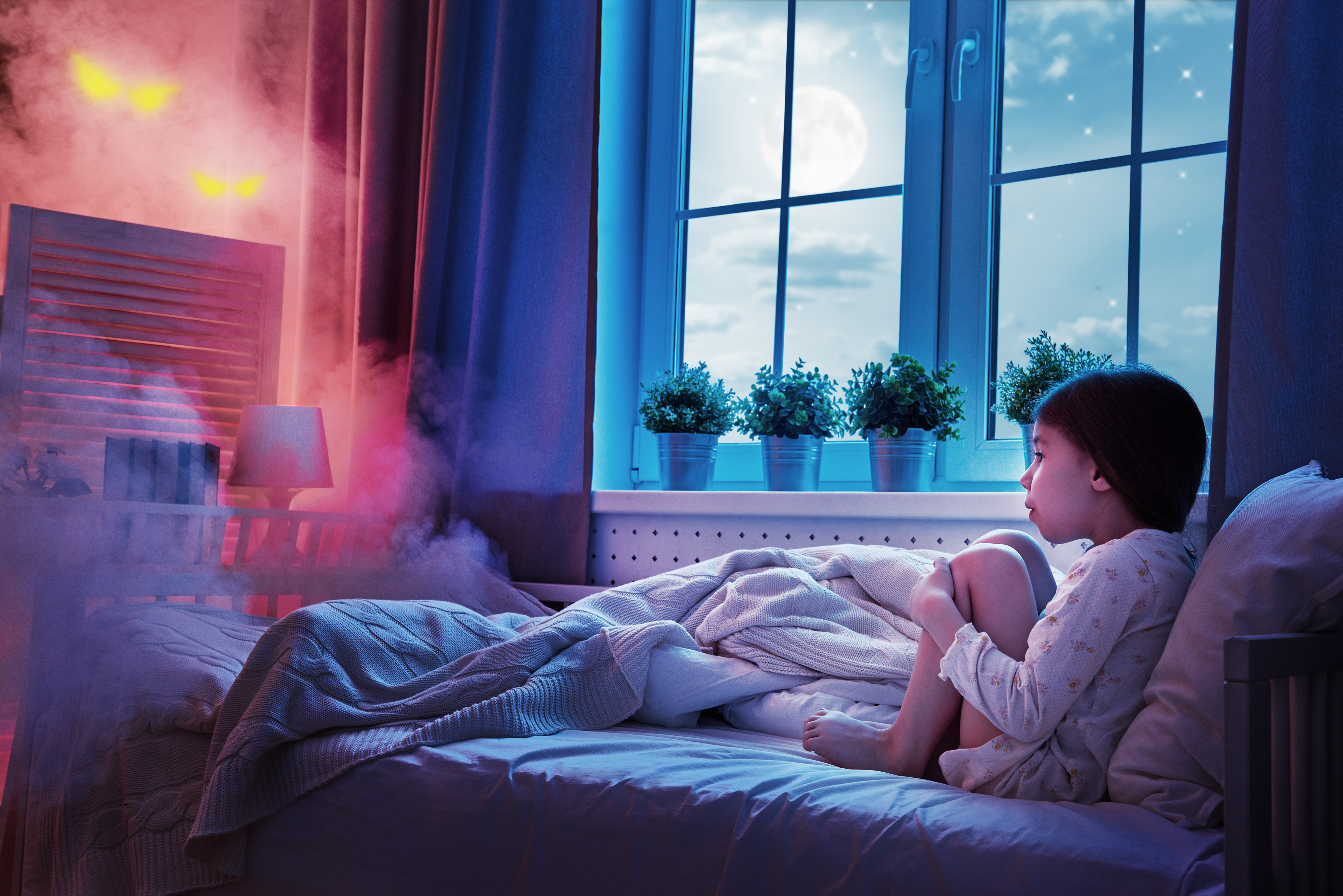 How To Cope With Nightmares And Night Terrors Healthy