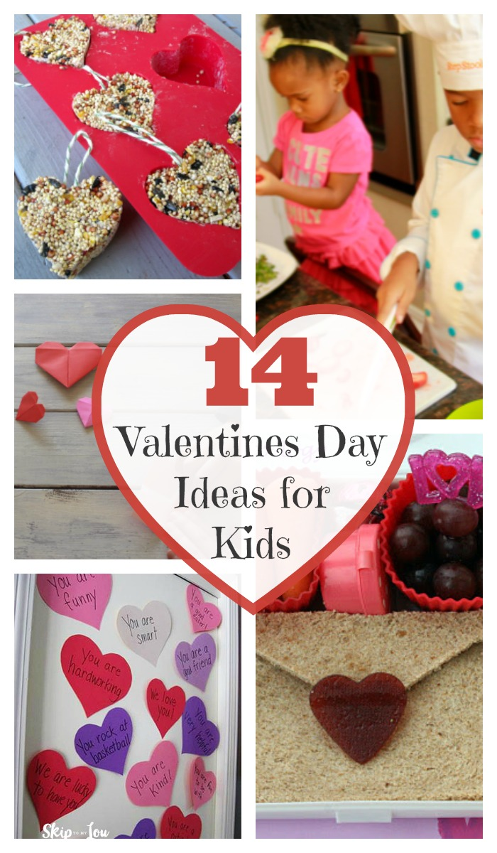 14 Fun Ideas for Valentines Day with Kids  Healthy Ideas for Kids