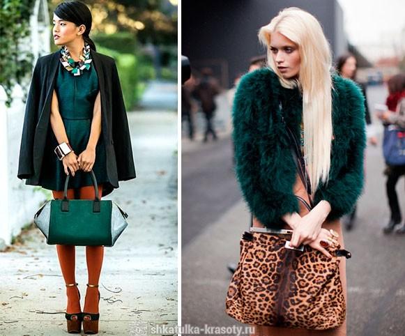 emerald color combination