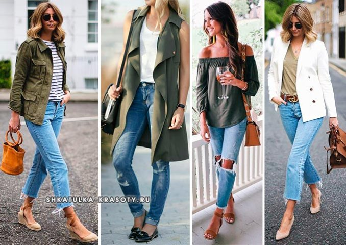 what colors do khaki go with in clothes