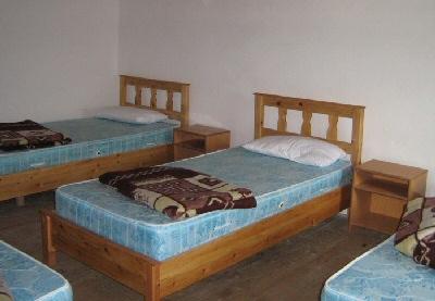Ambjente të brendshme në një shtëpi pushimi në Theth