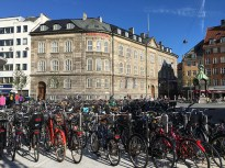 To state the obvious, there are a lot of bikes in Copenhagen.