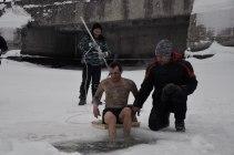 Крещение на Шлюзе