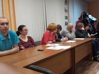 Заседание в Совете ТОС Правые Чемы 4.11.15
