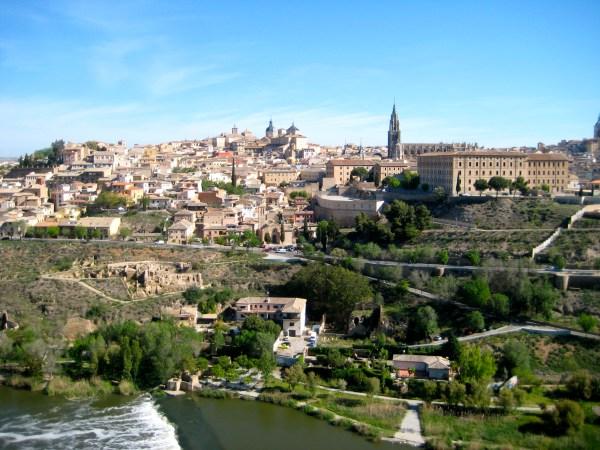 Toledo Spain Shms 2012