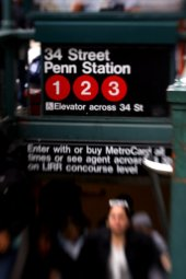 Subway station - 1 2 3