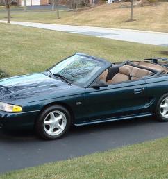 1994 gt convertible [ 1280 x 960 Pixel ]