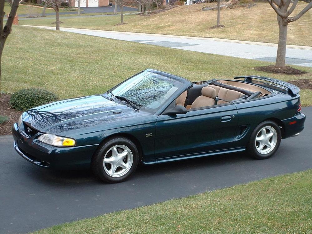 medium resolution of 1994 gt convertible