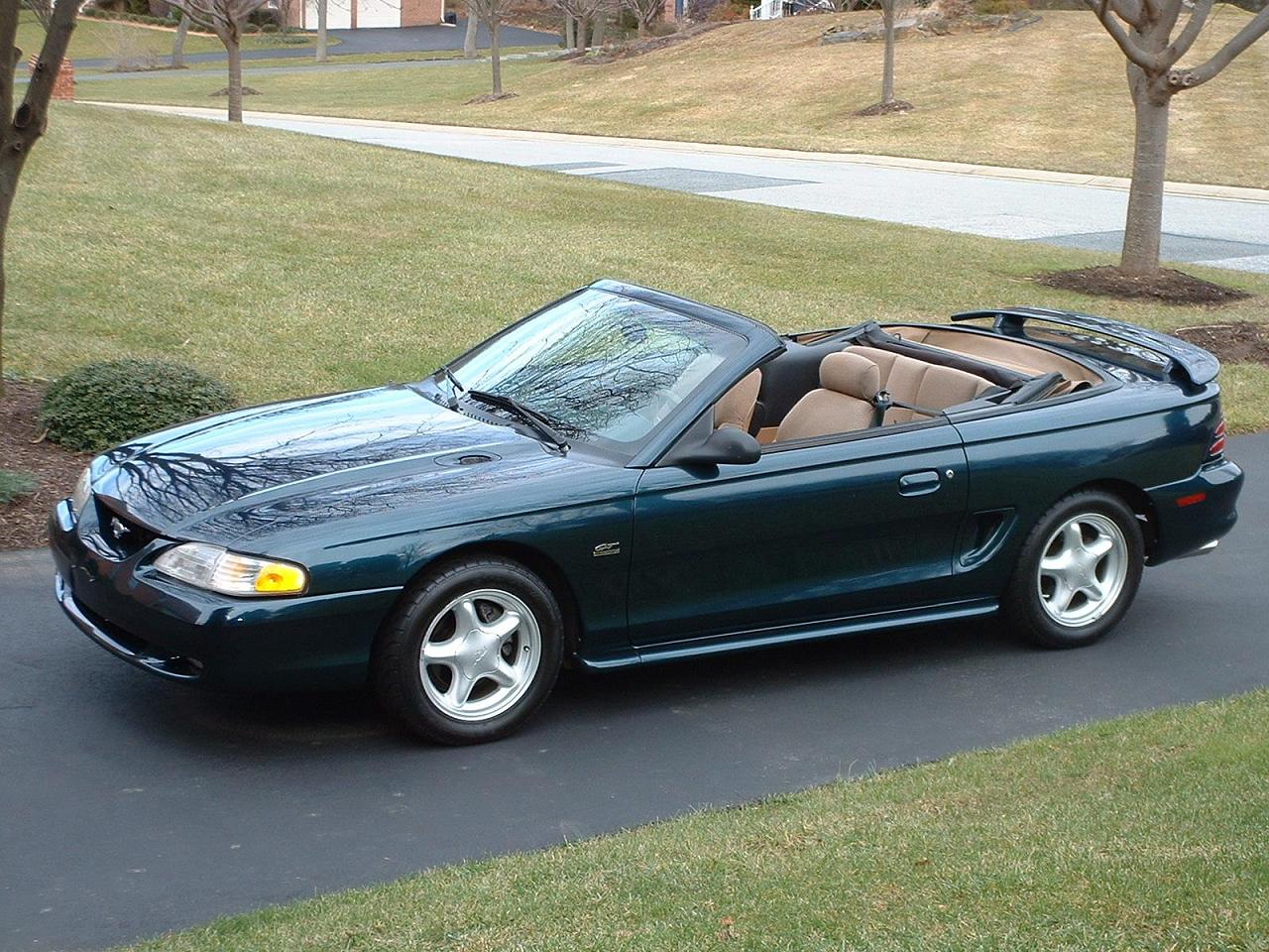 hight resolution of 1994 gt convertible