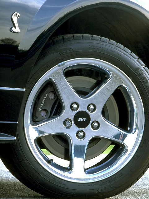 2012 Mustang Saleen Wheels