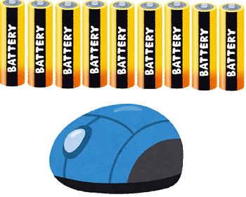 mouse-battery