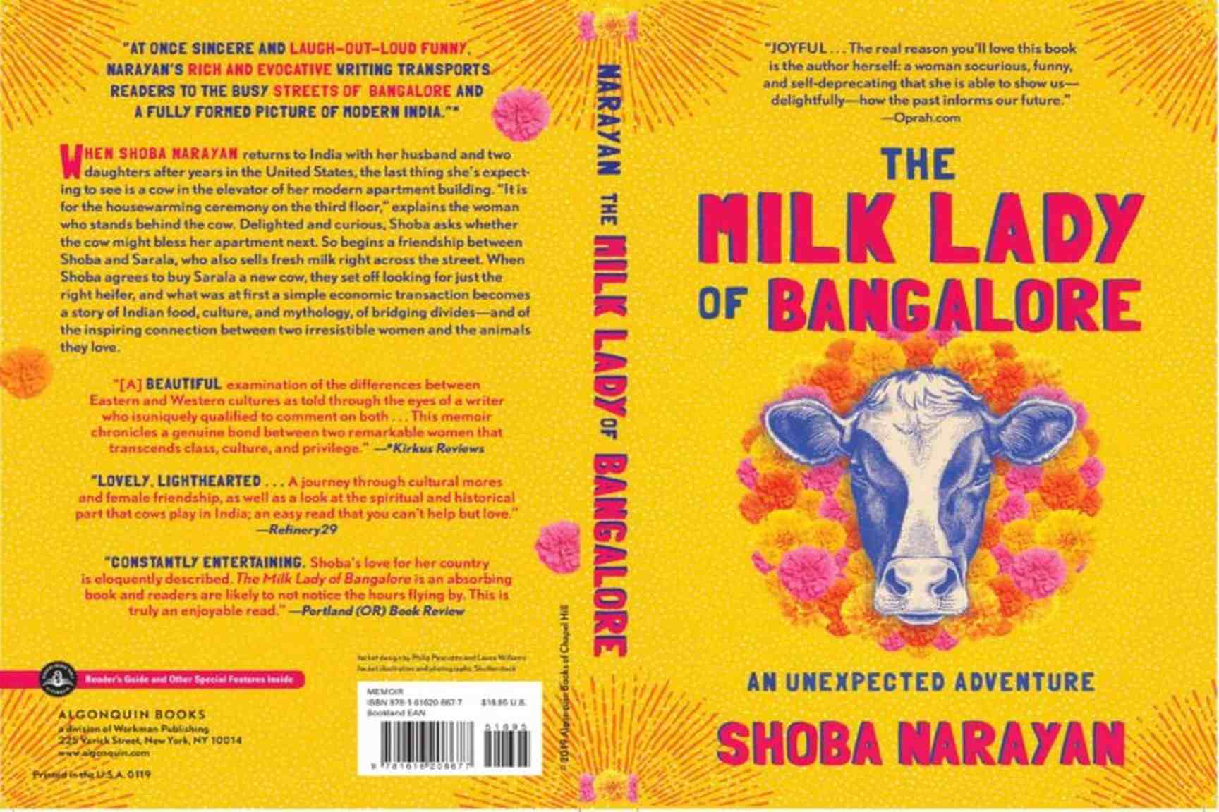 The Milk Lady of Bangalore in Paperback