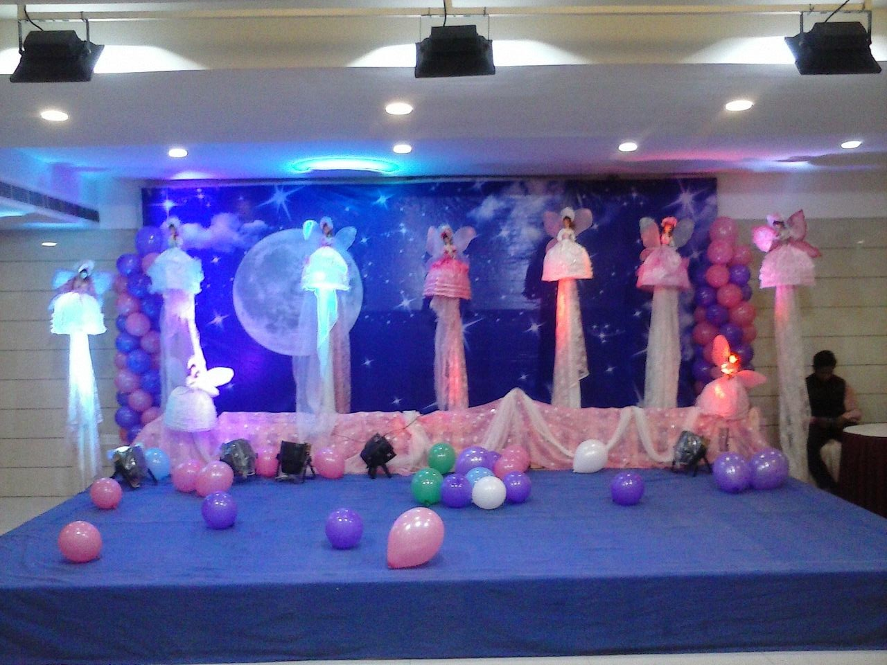 Birthday Party Decorators And 1st Organisers In