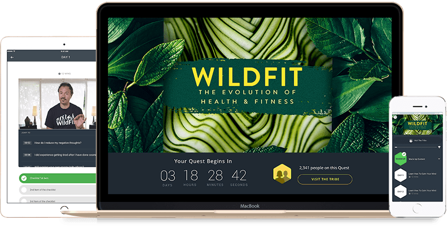 Wildfit Quest Review - The Progress of diet Plans for Health and fitness!