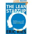 Book cover - Lean Startup