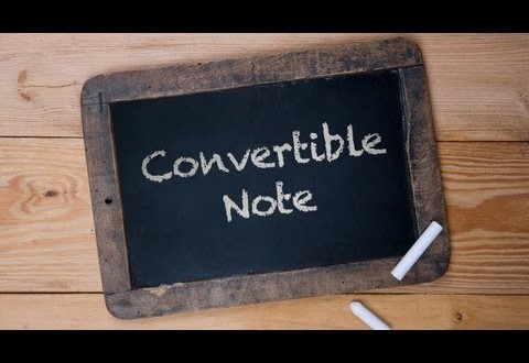 convertible note basics