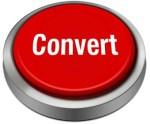 website conversion rates