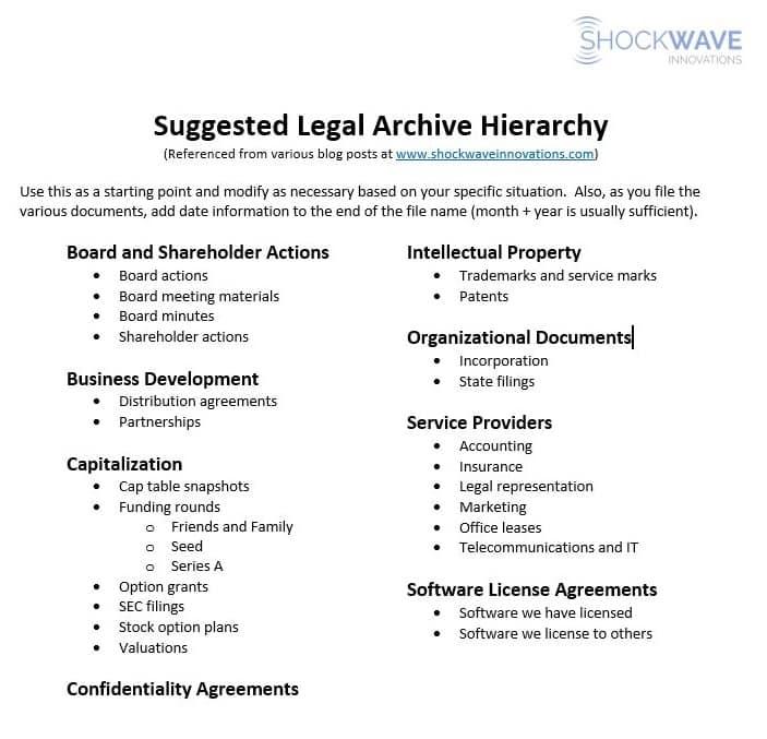 legal archive
