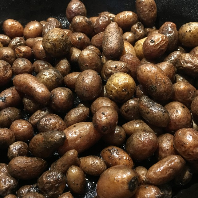 potatoes roasted