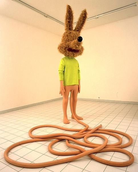 Spaghetti Man - Paul McCarthy - 1993