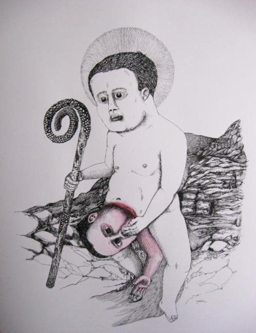 Vierge à l'Enfant - 2011