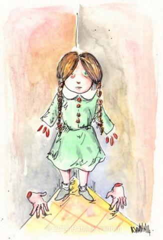 La petite Fille Sans Mains 2014