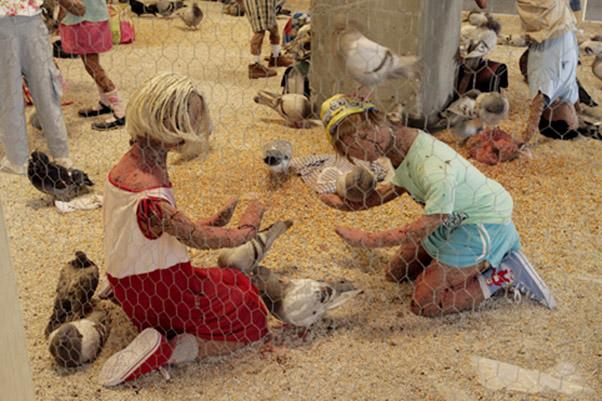 kader-attia-pigeons-enfants-4-flying-rats