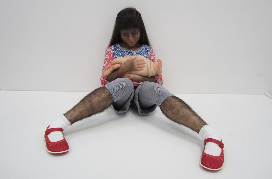 Patricia Piccinini, The Comforter, 2010